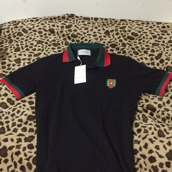 953af1ea42b0 Gucci Other - Authentic Gucci polo Shirt